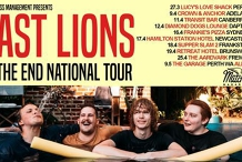 Last Lions In The End Tour - Adelaide