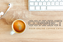 CONNECT with Coffee Time - MONDAYS