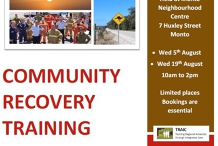 Community Recovery Training
