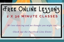 Free Online Swing Dance Lessons