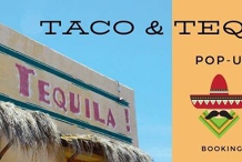 Taco & Tequila Pop-up Dinner