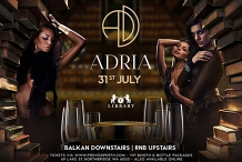 ADRIA - The Balkans Invade Library!