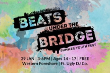 Beats under the Bridge Summer Youth Fest
