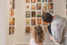 Kids Activities at the Linden Postcard Show 2020-21
