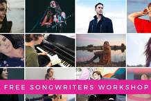 Free Songwriters Workshop - Melbourne March 2020