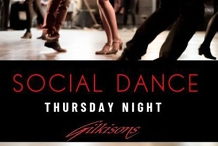Thursday Night Social Dance