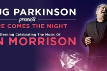 Doug Parkinson Here Comes the Night - An Evening of Van Morrison