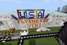 Minecraft Teacher Training - 2020 Western Sydney International Airport