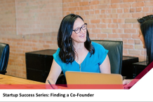 Startup Success Series: Finding a Co-Founder