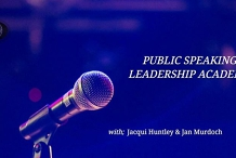 PUblic Speaking & Leadership Academy Club Night