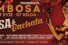 Bembosa Thursday's at Saint Evie - Salsa & Bachata