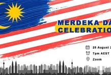 Merdeka Day in Aus Celebration 2020