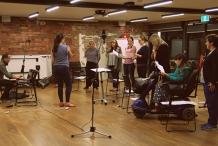 Meetup - Sing together - Choir 3121