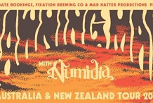 Yawning Man (USA) & Numidia - Canberra