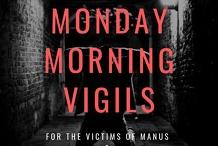 Vigil for Manus & Nauru