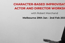 Robert Marchand CBI Workshop Melbourne 2020