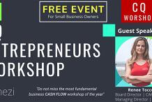 CQ Entrepreneurs Breakfast Workshop GLADSTONE