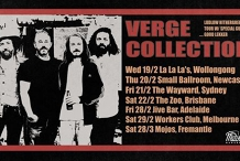 Verge Collection Wollongong 'Ludlow Hithergreen' tour
