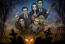 Exitleft Presents The Addams Family
