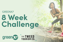 GreenX7 8 Week Challenge