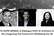 HFA HOPE Series: A Lunchtime Dialogue with Dr Anthony Iton, Re-Imagining the Future for Wellbeing For All