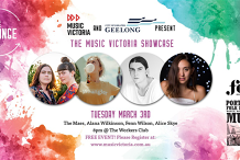 Folk ExChange - Music Victoria Showcase