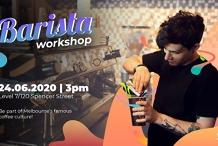 Free: Barista Skills Workshop