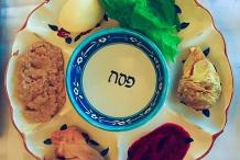 NSTE Pesach Communal Seder