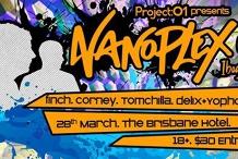 Project:01 Presents Nanoplex (UK)