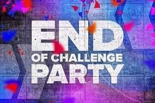 End of Challenge #27 Celebrations