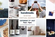 Handmade Winter Virtual Market July 11, 2020