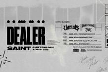 Dealer 'Saint' Aus Tour - Adelaide