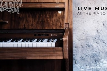Wednesday Piano Sessions - at The Piano Bar