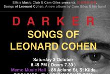 Cam Giles: Darker - Songs of Leonard Cohen
