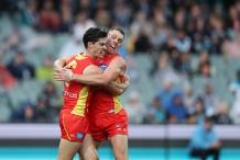AFL Round 1: GC Suns versus Port Adelaide