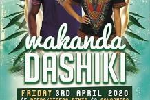 Wakanda Dashiki Party