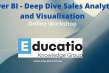 Power BI - Deep Dive Sales Analytics and Visualisation