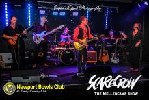 Scarecrow - The Mellencamp Show - Newport Bowls Club
