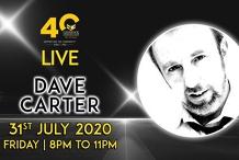 Dave Carter - LIVE