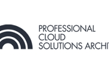 CCC-Professional Cloud Solutions Architect(PCSA) 3 Days Training in Canberra