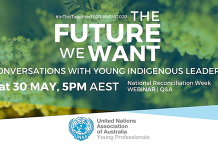 The Future We Want: Conversations with Young Indigenous Leaders