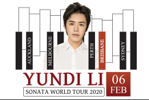 Yundi Li Sonata World Tour 2020 Brisbane Concert