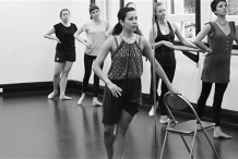 Intermediate Ballet Class Package