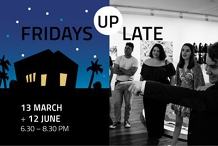 Fridays Up Late