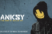 Banksy & The Rise Of Outlaw Art - Launceston Premiere - Wed 1st  April
