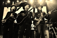 THE ALLMAN BETTS BAND - SHOW CANCELLED
