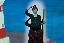 The Lighthouse Keeper's Lunch - online performance