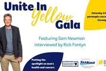 Unite in Yellow Gala - Devonport