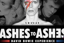 Ashes To Ashes David Bowie Experience pls Special guest AP D'Antonio
