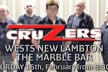 Cruzers at Wests New Lambton
